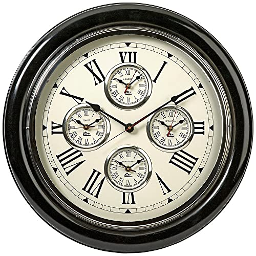 IMAX 60105 Five Country Wall Clock