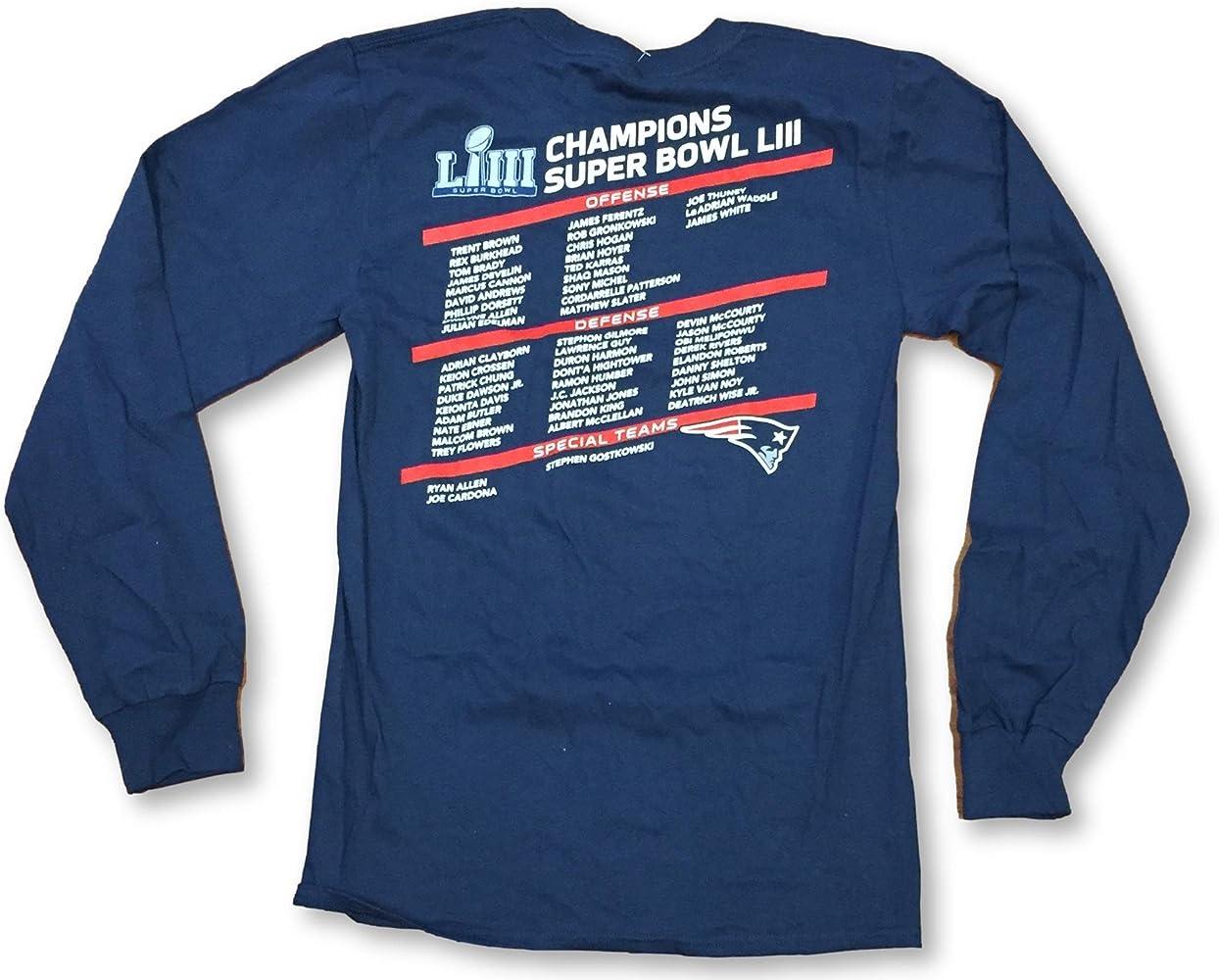 Nike New England Patriots Mens 2019 Salute to Service Long Sleeve Tee