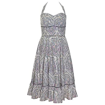 Maeve Anthropologie Back Zip Dress (8P) at Amazon Womens Clothing store: