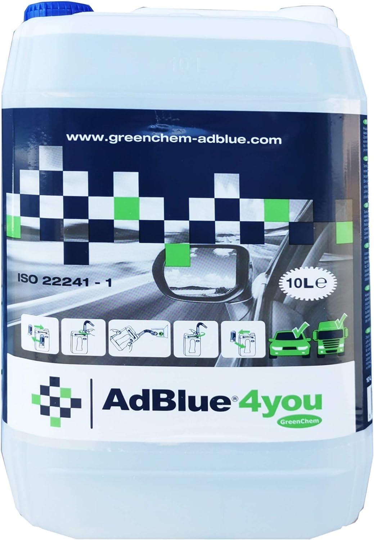 Greenchem Adblue 10l Mit Ausgießer Auto