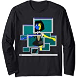 Ena Pop-Up Official Long Sleeve T-Shirt