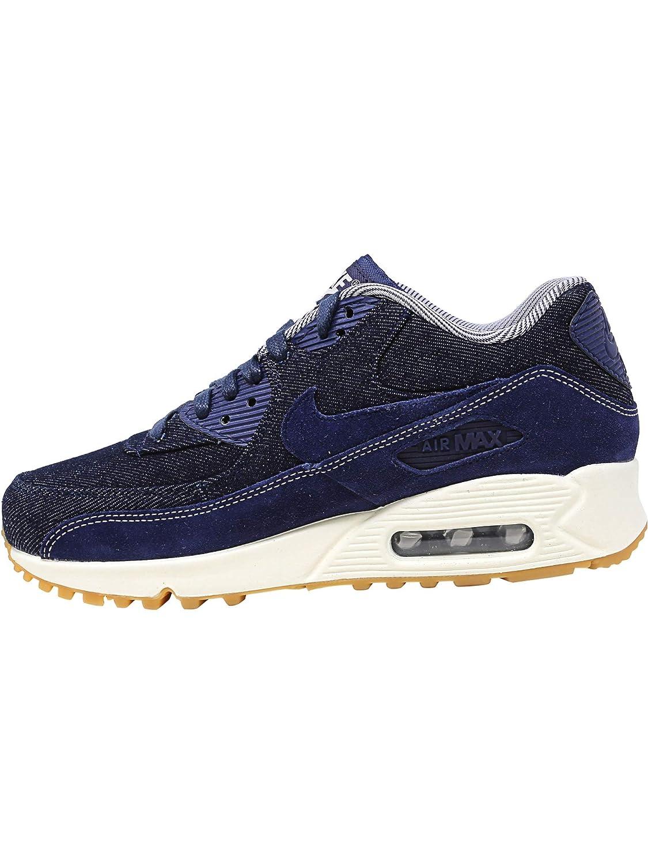 sale retailer bcbb5 c0198 Nike Women s Air Max 90 Se Gymnastics Shoes, Brown  Amazon.co.uk  Shoes    Bags