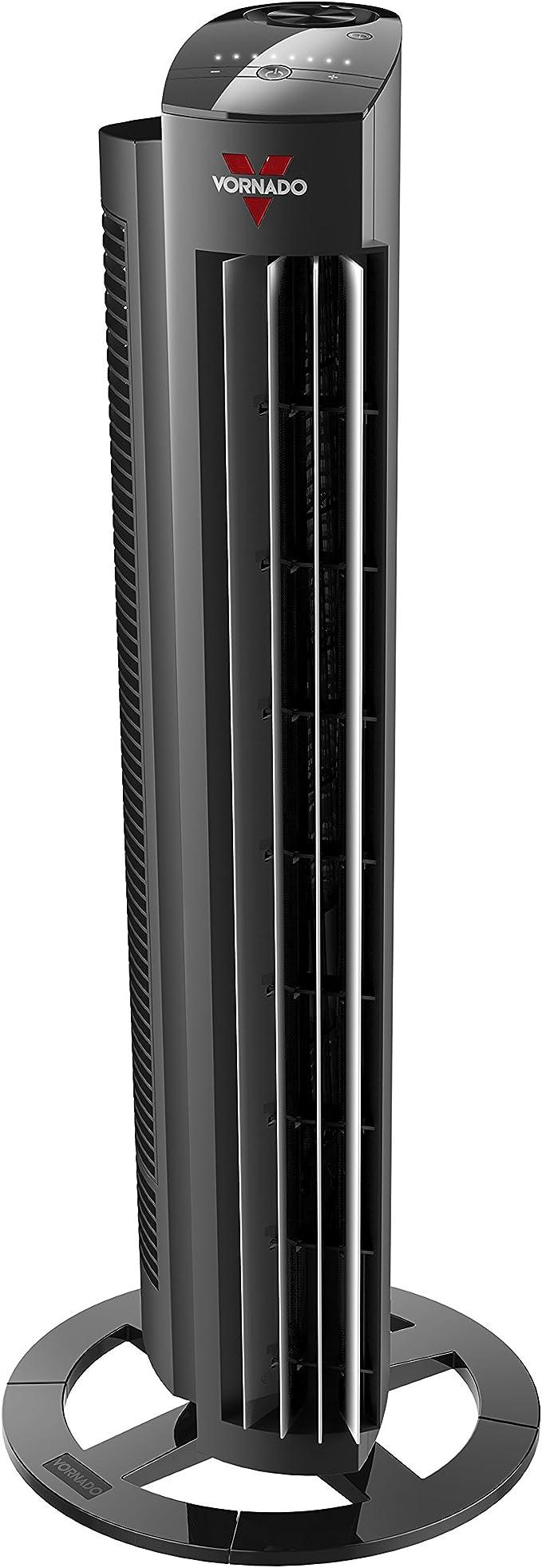 Noir Vornado Tour zirkulator Ventilateur AC Tower 701491