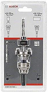 70 mm, 2 3//4 Bosch 2 608 584 124 Coronas HSS bimet/álicas para adaptadores est/ándar