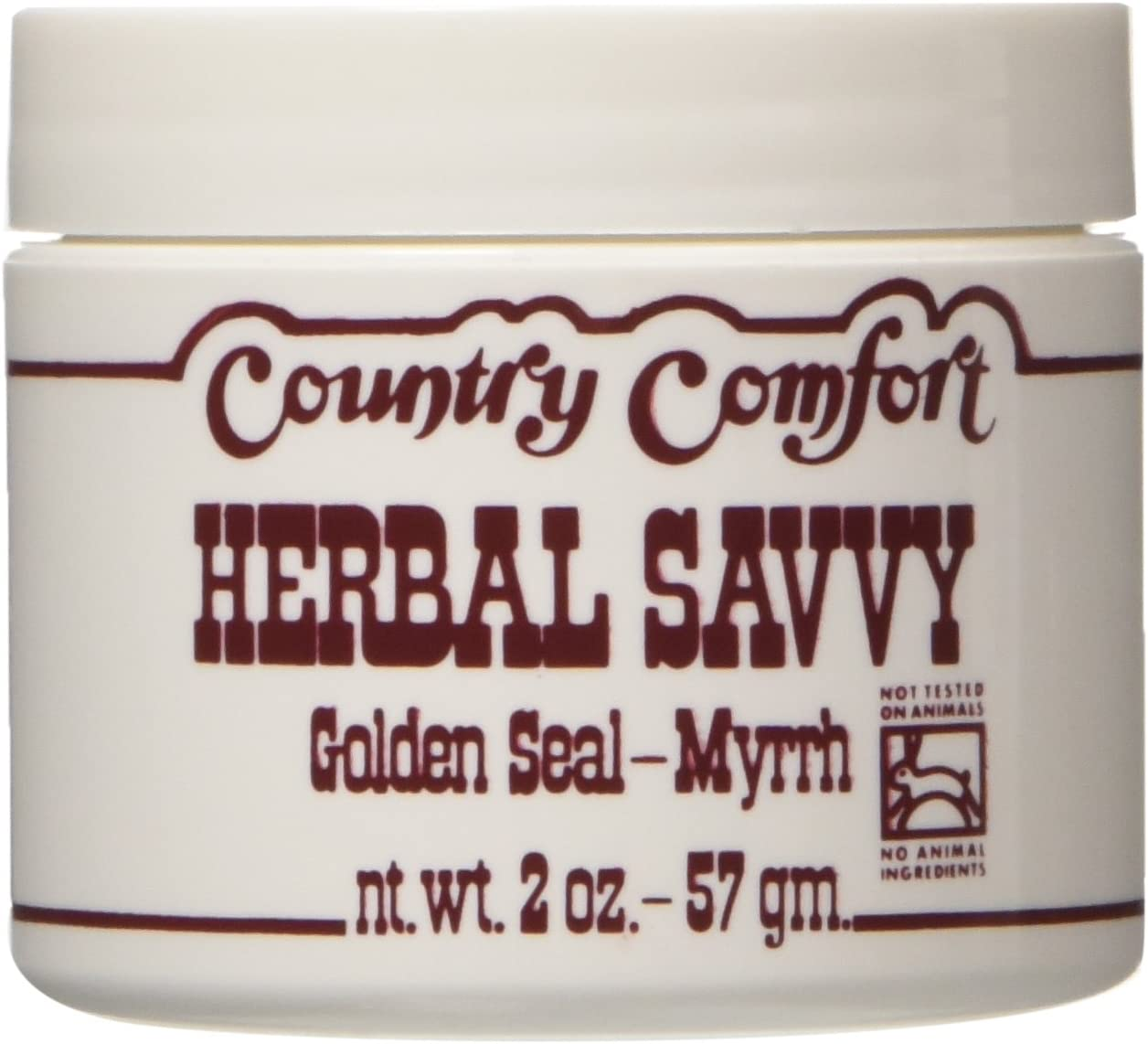Country Comfort Salve Gold Myrrh 2 Oz