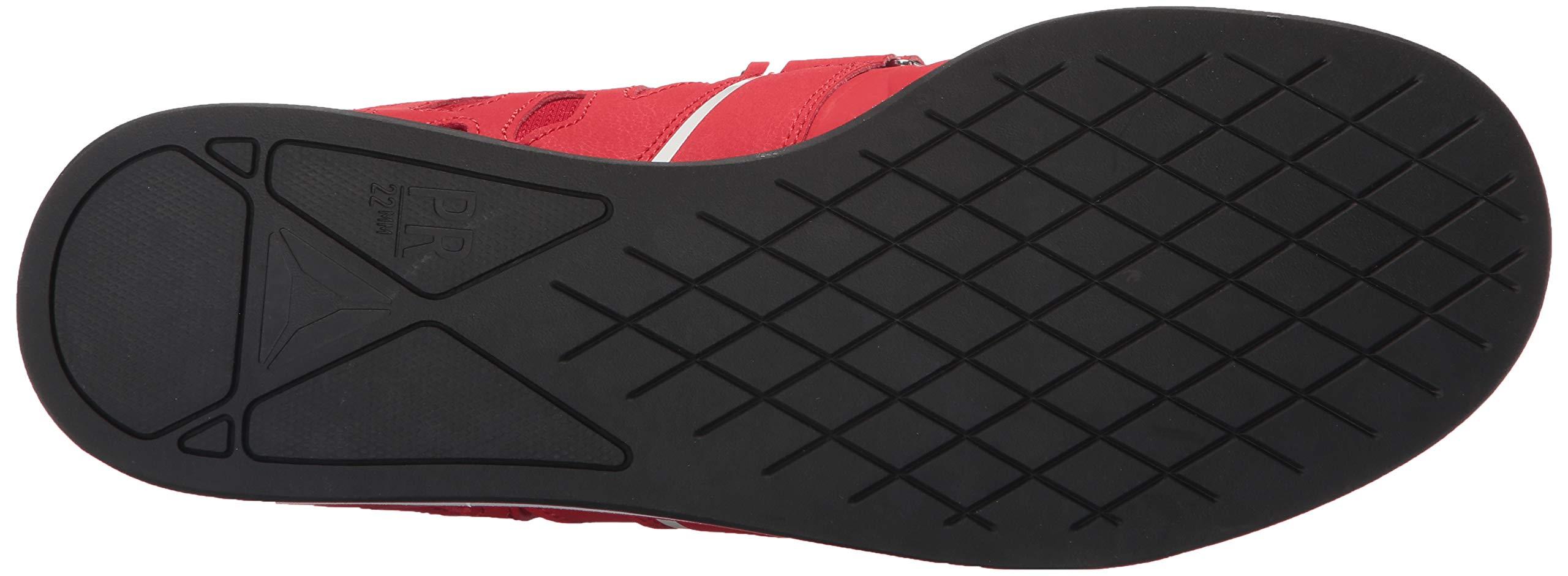 Reebok Men's Lifter Pr Cross-Trainer Shoe, Primal Red/Black/White, 7.5 M US by Reebok (Image #3)
