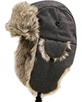 City Hunter W200n Premium Trapper Hat - Multi Colors