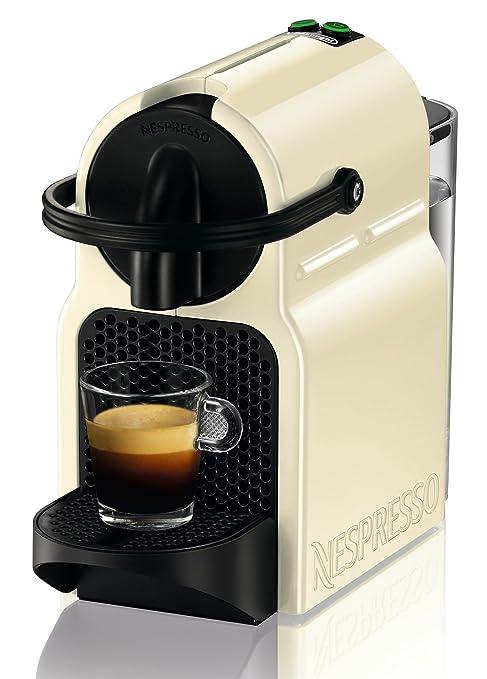 2404 opinioni per Nespresso Inissia EN80.CW Macchina per Caffè Espresso, Cream