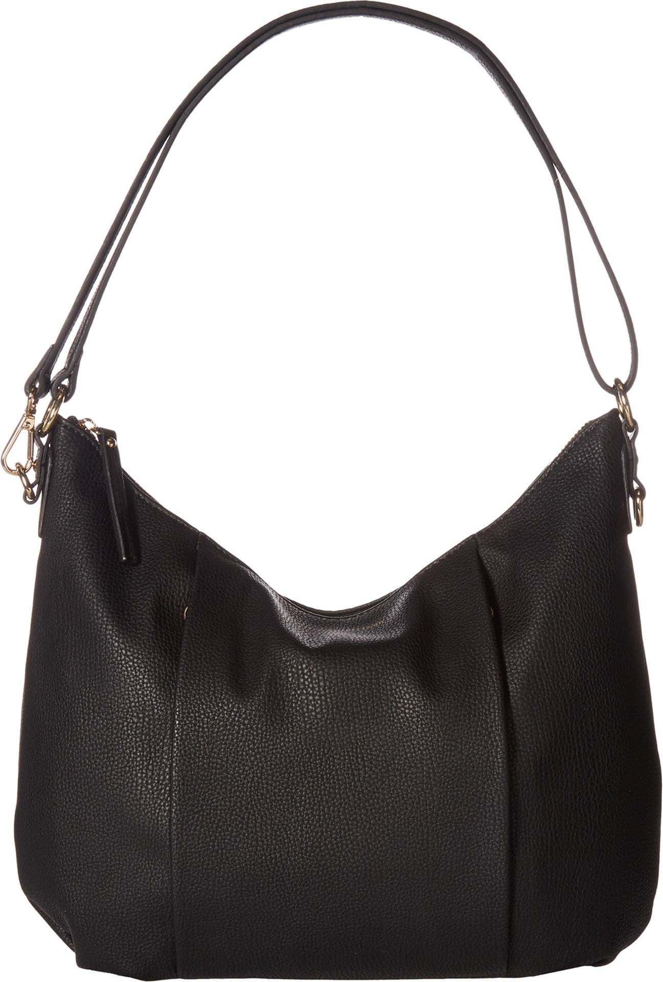Tommy Hilfiger Women's Kelby Convertible Hobo Black One Size