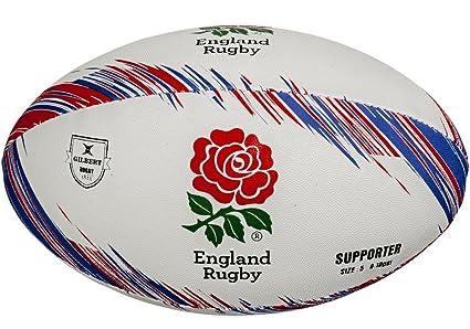 Gilbert Balón Supporter Inglaterra tamaño 4: Amazon.es: Deportes y ...