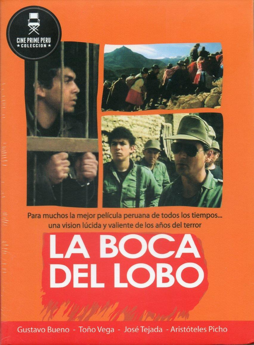 Amazon.com: La Boca Del Lobo : Pelicula Peruana: Gustavo ...