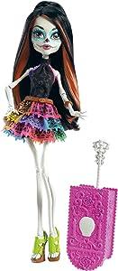 Monster High Travel Scaris Skelita Calaveras Doll (Discontinued by manufacturer)