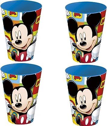 véritable à vendre ramassé Disney Mickey Mouse - Enfants Gobelet/jus Tasse/Gobelet ...