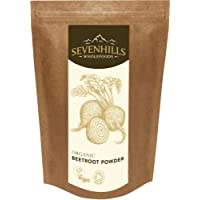 Sevenhills Wholefoods Rohes Rote-Bete-Pulver Bio 500g