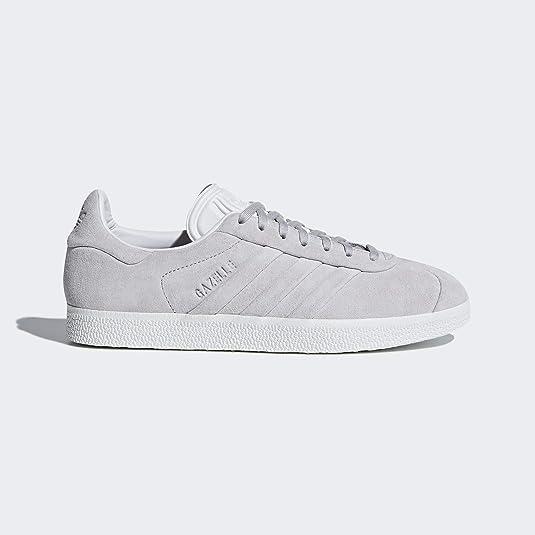 adidas gazelle stitch and turn gris