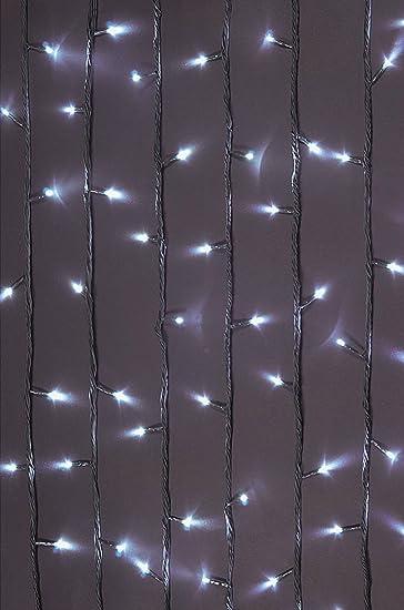 Weihnachten idee: party lichterkette gardinen   girlande ...