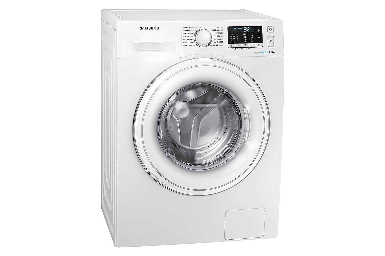 Samsung ww70j5555dw/EC pie carga frontal 7 kg 1400 U/min a + + + ...
