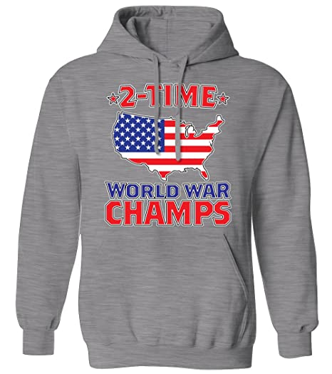 : 2 Time World War Champs USA American Pride