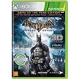Batman Arkham Asylum (Game of the Year Edition) - XBOX 360