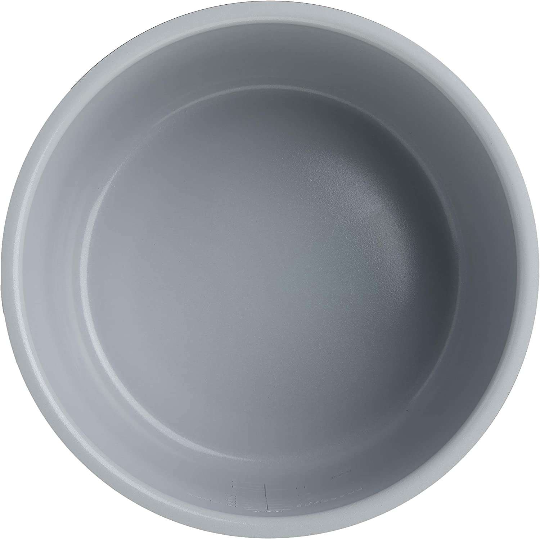 Amazon Com Ninja Foodi Nonstick Ceramic Coated Inner Pot With 6 5 Quart Capacity And A Gray Finish Kitchen Dining