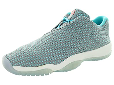 photos officielles 6a9b5 d3f3a Jordan Kids' Nike Air Future Low Gg 724814-014 Grey/Blue/White