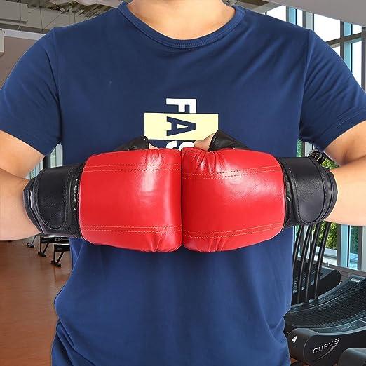 VGEBY1 Guantes de Boxeo ni/ños PU Cuero Ni/ños Boxeo Lucha Sparring Pu/ñetazos Guantes de Sacos de Arena Guantes de Entrenamiento