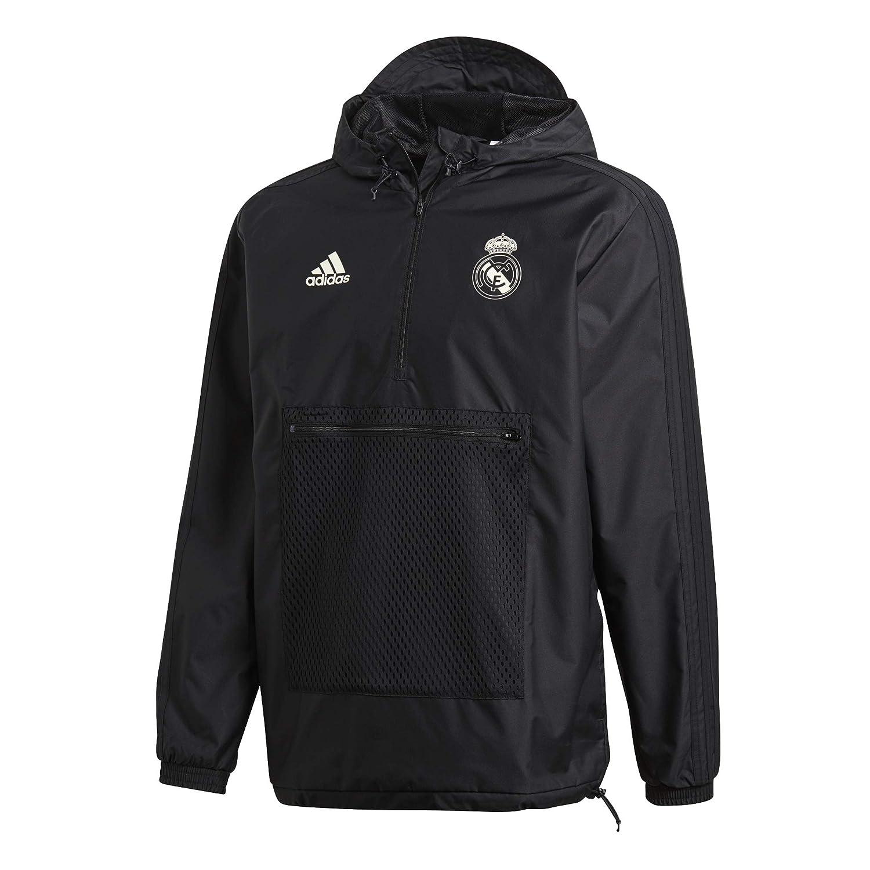 Adidas Seasonal Specials Real Madrid Windbreaker Kapuzenjacke Herren