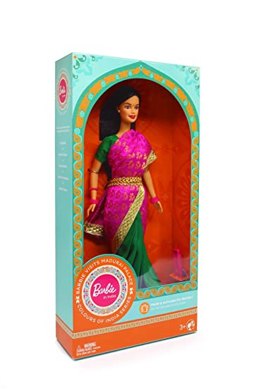 Barbie in India New Visits Madurai Palace