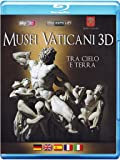 The Vatican Museums ( Musei Vaticani ) (3D) [ Blu-Ray, Reg.A/B/C Import - Italy ]