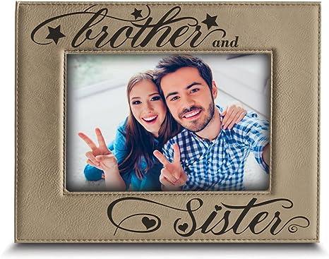 Frame Sister Christmas Gift Brother Sister Picture Frame Brother Christmas Gift Siblings Photo Frame Brother picture sister picture