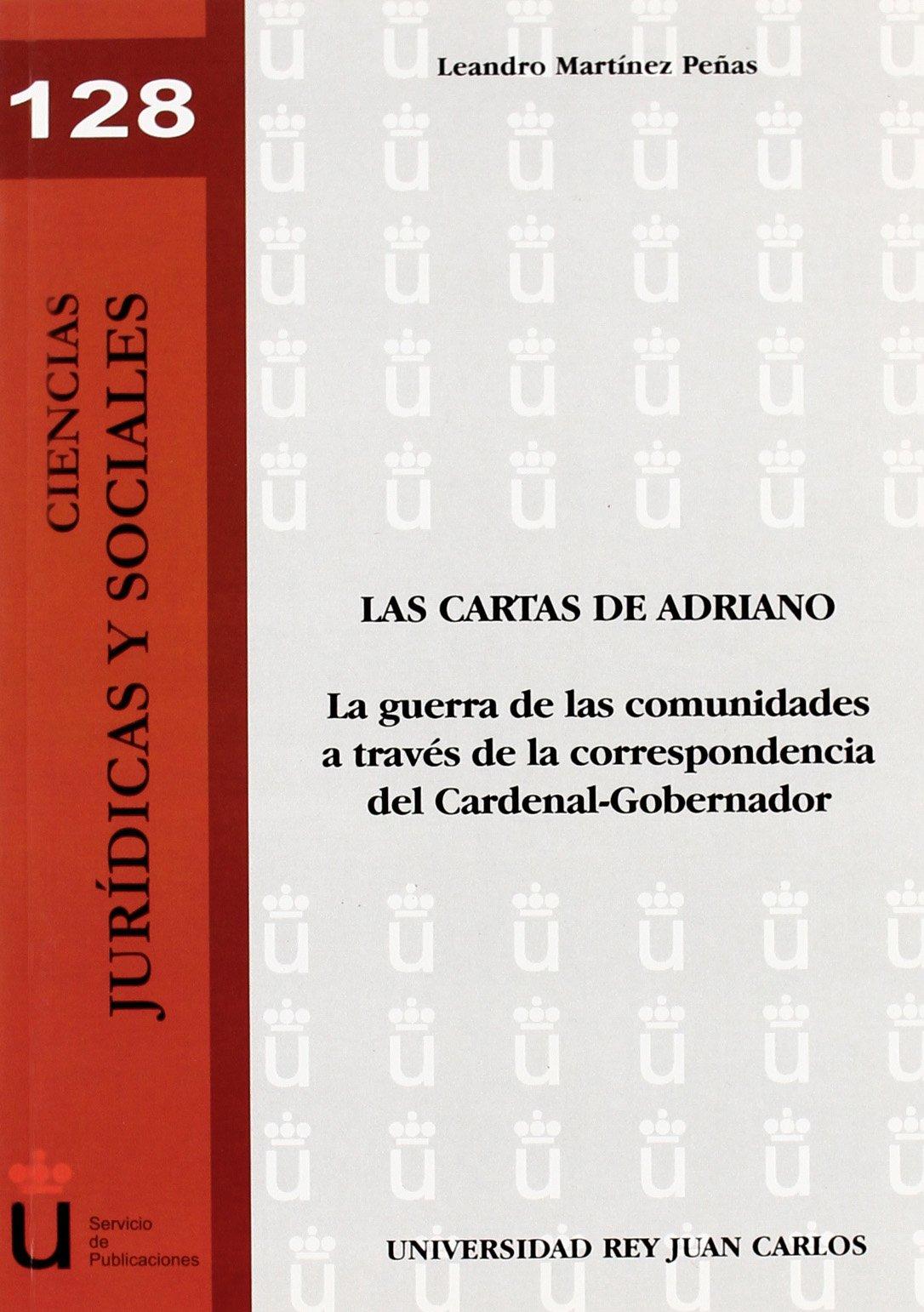 Las cartas de Adriano / Adriano letters: La Guerra De Las ...
