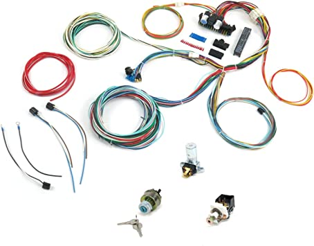 Amazon.com: Keep It Clean 10577 Wire Harness System 1966-1969 Ford Fairlane  GT, GTA and Cobra Main Wire Harness System: AutomotiveAmazon.com