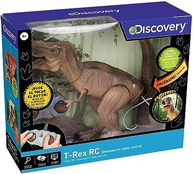 World Brands, T-Rex RC, Serie Discovery Set de Juegos (11503242 ...