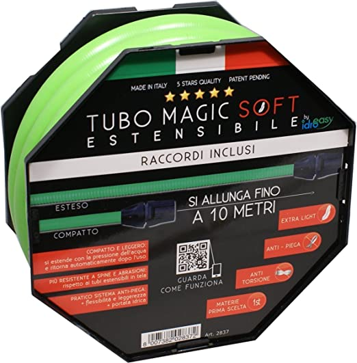 "60 opinioni per Tubo Allung.""Magic Soft"" 10 M"