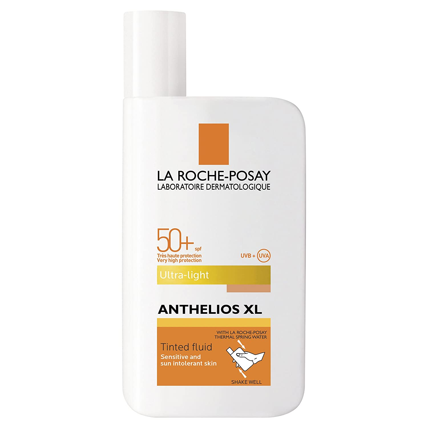 La Roche-Posay Anthelios XL SPF 50+ Tinted Fluid Ultra-Light 50ml La Roche Posay 67081