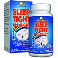 Pack of 1 x Rise-N-Shine Sleep Tight All Night - 30 Capsules