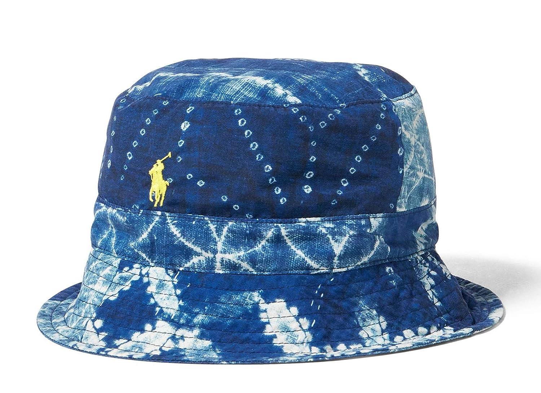 9d4c2f80d94 Polo Ralph Lauren Men`s Reversible Bucket Hat at Amazon Men s Clothing  store