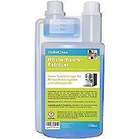 Producto limpiador para limpiadores de espuma de leche