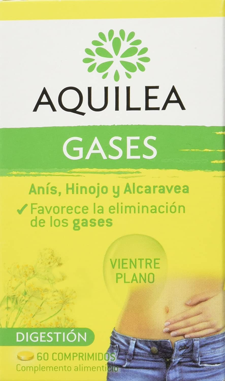 Aquilea Gases Vientre Plano - 60 Comprimidos