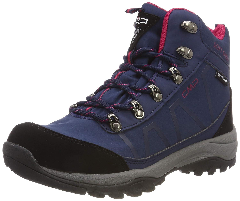 Bleu (B.bleu-granita 99bl) 36 EU C.P.M. Soft Naos, Chaussures de Trekking et Randonn&Eacutee Femme, gris