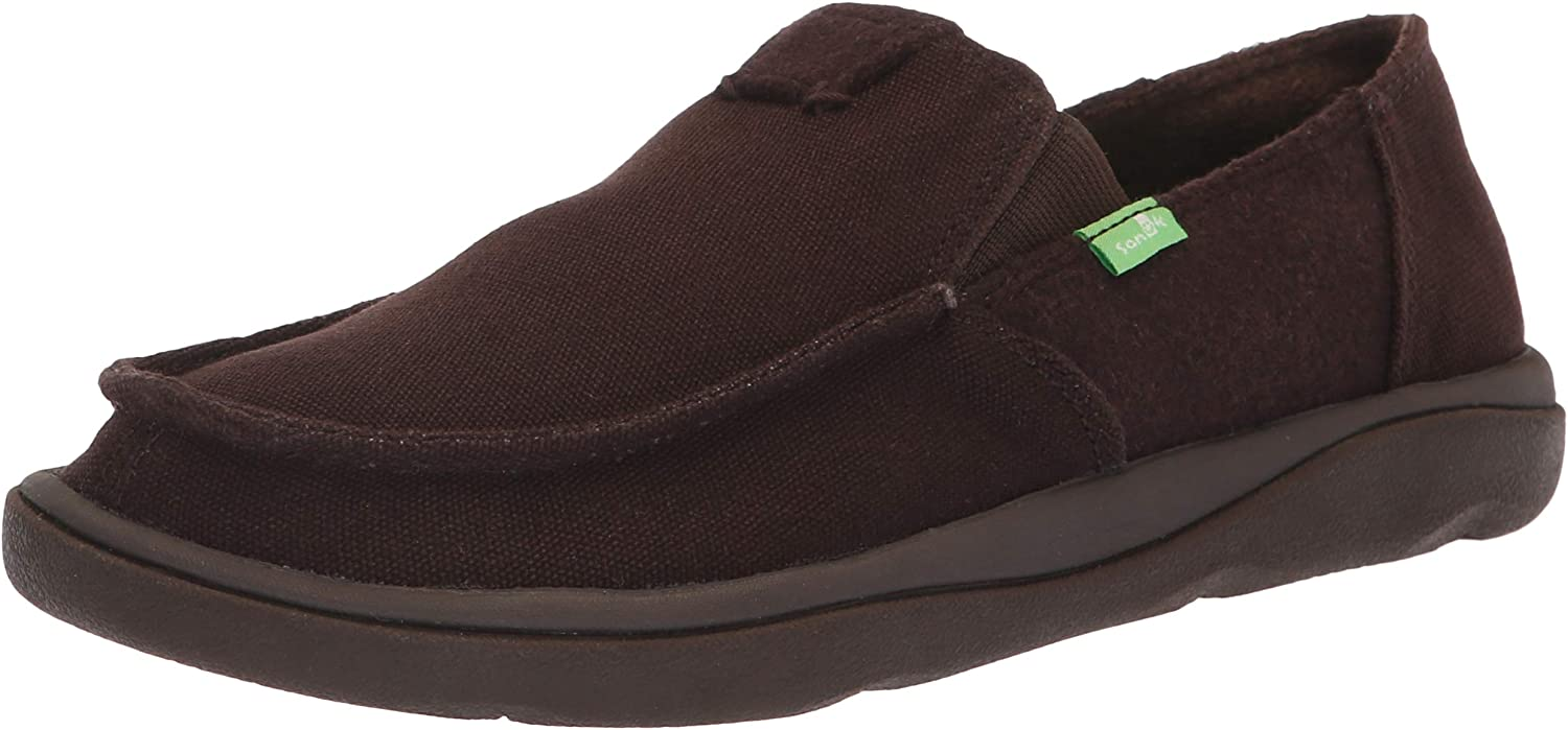 Sanuk Men's Vagabond Tripper Chill Loafer Flat