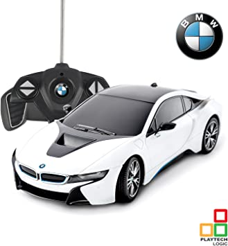 OFFICIAL BMW i8 RADIO REMOTE 1//24 READY TO RUN SPORTS CAR RC FAST KIDS XMAS GIFT