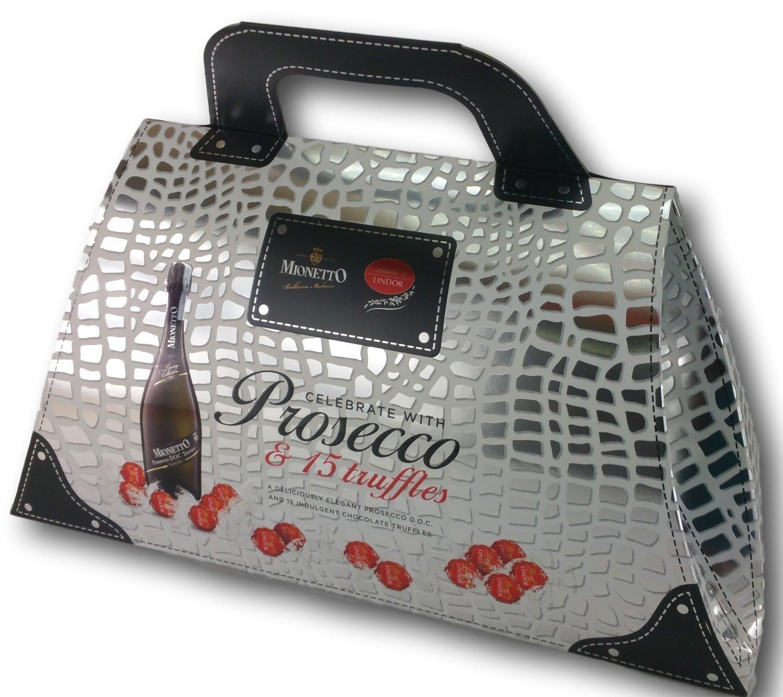 42cac1a745 Prosecco   Lindor Chocolate Handbag  Amazon.co.uk  Grocery