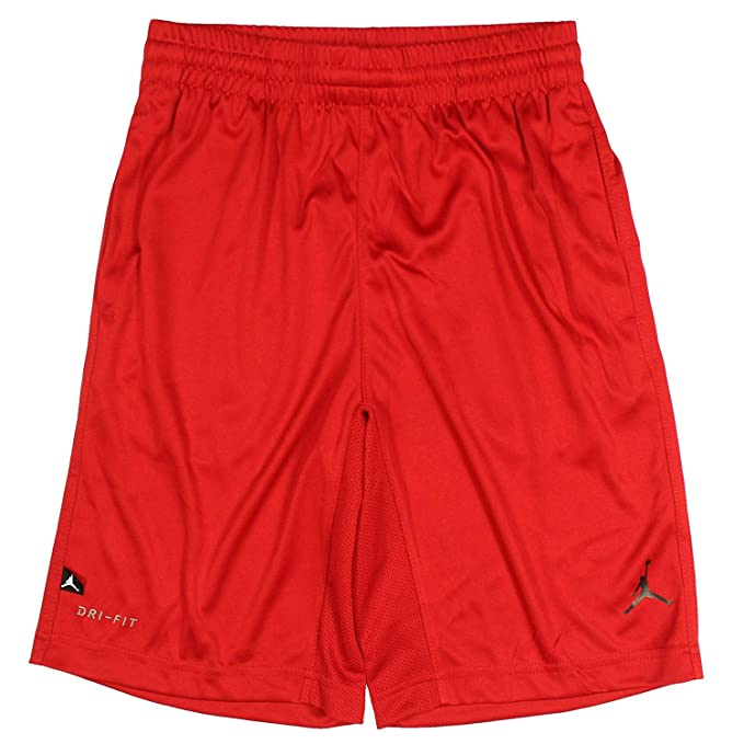 aedce6172423 Amazon.com  Jordan Nike Air Jumpman Boy s Basketball Shorts DriFit  Sports    Outdoors