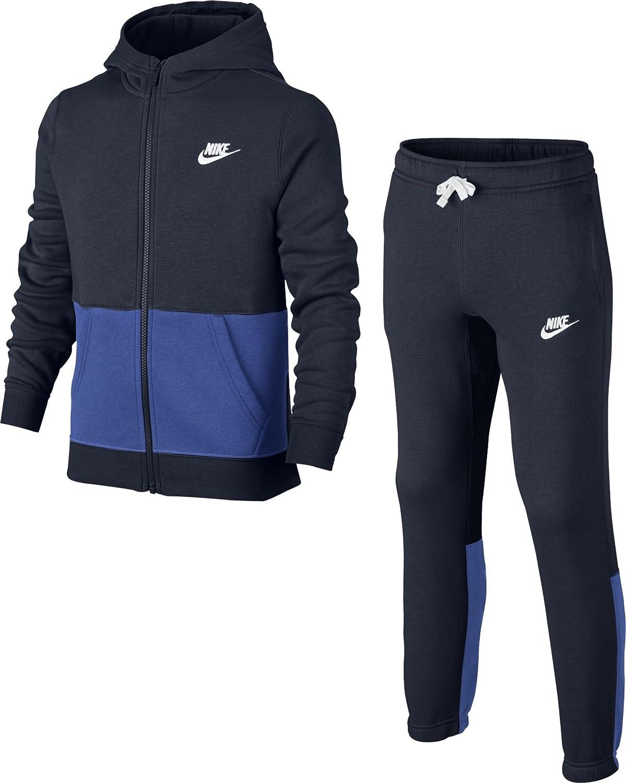 Nike B NSW TRK Suit BF Chándal, Niños: Amazon.es: Ropa y accesorios