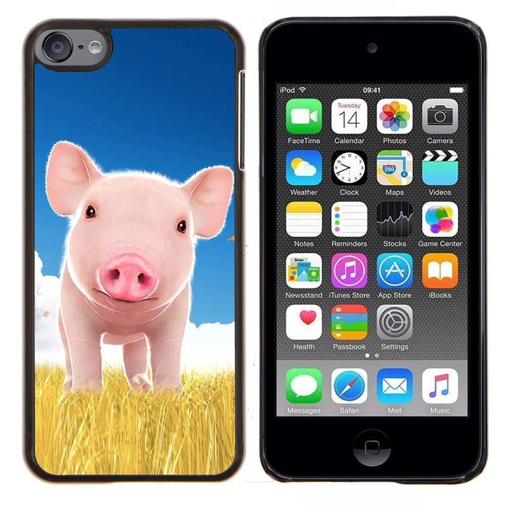 Amazon com: STPlus Cute Pig Animal Hard Cover Case for Apple