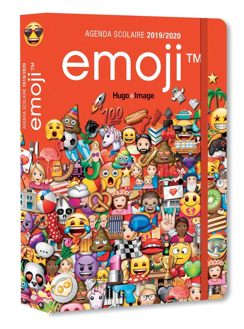 Agenda scolaire Emoji: Amazon.es: Hugo Image: Libros en ...