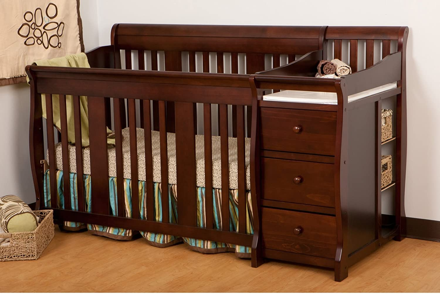 me rmscene g dream with crib cribs on catalog baby chloe convertible changing table changer in