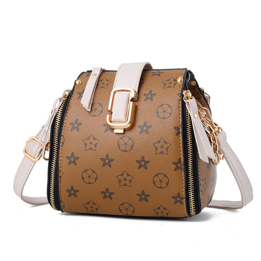 Meaeo New New New Fashion Handbags Diagonal Multifunctional All-Match Handbag Bag,C B07CPT6DN3 Schultertaschen Elegante Form 0b633c