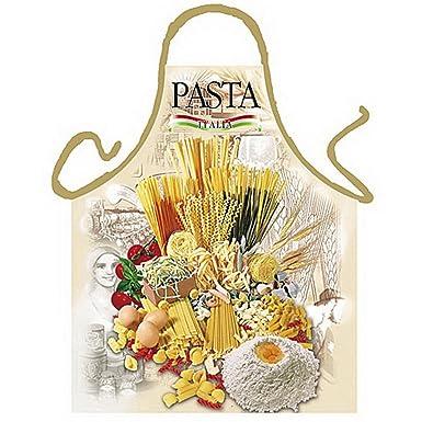 Italienische Schürze Pasta Italia Kochschürze Nudeln Mit